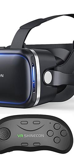 preiswerte -vritual reality shinecon 6.0 bluetooth headset vr brille helm 3d box für 4.7-6.0 smartphones