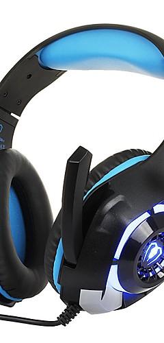 preiswerte -KOTION EACH GM-1 Gaming-Headset Mit Kabel Spielen Mit Mikrofon Mit Lautstärkeregelung