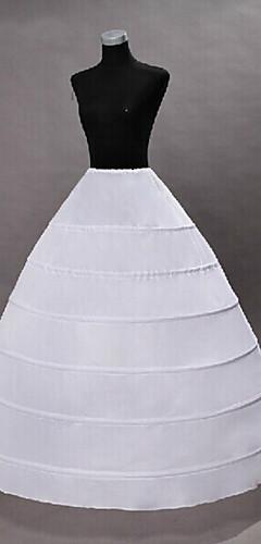 povoljno -Princeza Petticoat kratka baletska suknja Pod suknjom Classic Lolita 1950-te Gotika Crn Obala / Srednjovjekovni / Krinolina
