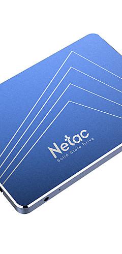 """preiswerte -Netac SSD 256 GB 2,5 """"SATA 3 interne Solid-State-Laufwerk n600s 256 GB SSD-Festplatte für Laptop-Desktop ps4 ps3"""