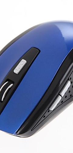 preiswerte -LITBest Mini Kabelloses 2,4G silent-Maus 1800 dpi 3 einstellbare DPI-Stufen 6 pcs Schlüssel
