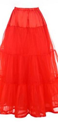 povoljno -Petticoat kratka baletska suknja Pod suknjom 1950-te Pink Fuschia Kristalne Petticoat / Krinolina