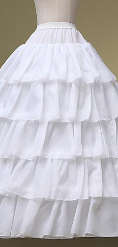 povoljno -Nevjesta Classic Lolita 1950-te Slojevito Haljine Petticoat Krinolina Žene Djevojčice Kostim Obala Vintage Cosplay Vjenčanje Party Princeza
