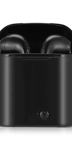 preiswerte -i7s tws bluetooth drahtlose kopfhörer ohrhörer mit ladekiste sport kopfhörer android audifonos für alle smart handy
