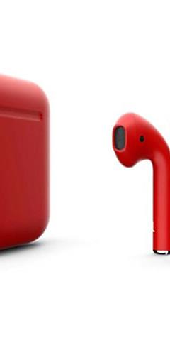 preiswerte -litbest neue i12 blackpods redpods tws wahre drahtlose earbuds matte haut bluetooth 5.0 kopfhörer pop up für ios mit mikrofon freisprecheinrichtung touch control kopfhörer