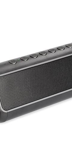 cheap -Soluser Solar Powered Bluetooth Speaker 12W with 5000mah Power Bank Portable IPX6 Outdoor Speaker with 50 Hours Playtime Stereo Subwoofer Bass Dustproof Waterproof