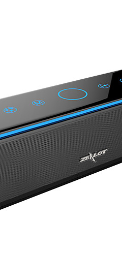 cheap -ZEALOT S7 Powerful Portable Bluetooth Speaker subwoofer 4 Loudspeakers Hifi Home Theater Sound Audio System Wireless Speakers