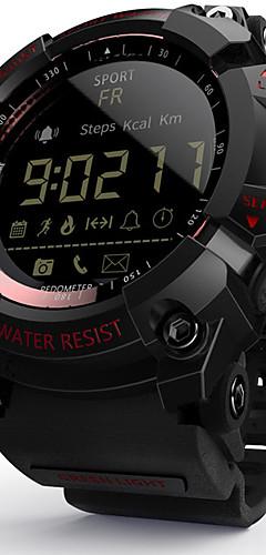 preiswerte -lokmat mk16 männer frauen smartwatch android ios bluetooth wasserdicht sport smart information timer stoppuhr schrittzähler anruf erinnerung aktivität tracker