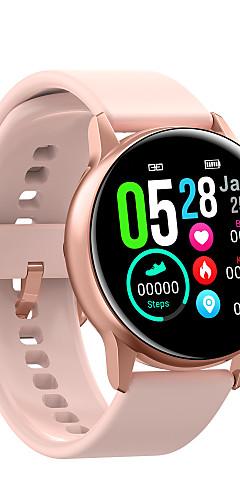 preiswerte -dt no.1 dt88 frauen smartwatch android ios bluetooth wasserdicht pulsmesser blutdruckmessung sport kalorien verbrannt schrittzähler ruf erinnerung schlaf tracker sitzende erinnerung smart watch