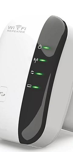 preiswerte -vositone vwr901 wifi repeater 300 mbps netzwerk extender 802.11n / b / g booster fernverstärker internet antenne signal access point router