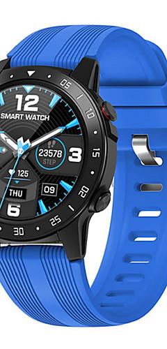 preiswerte -m5 smart watch bt fitness tracker unterstützung benachrichtigen / herzfrequenzmesser sport smartwatch kompatibel iphone / samsung / android handys