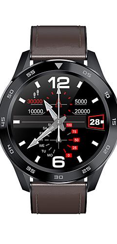 preiswerte -dt98 smart watch bt fitness tracker unterstützung benachrichtigen / pulsmesser sport wasserdicht smartwatch kompatibel samsung / android / iphone
