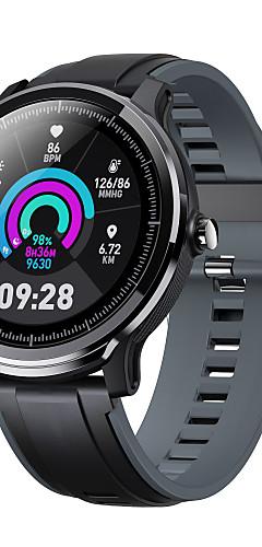 preiswerte -bozhuo sn80 männer frauen smartwatch android ios bluetooth wasserdicht touchscreen pulsmesser blutdruckmessung schrittzähler ruf erinnerung schlaf tracker sitzende erinnerung wecker