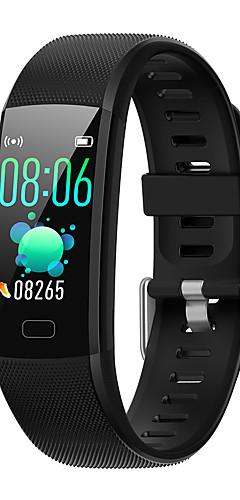 preiswerte -bozhuo y10 männer frauen smart armband smartwatch android ios bluetooth wasserdicht pulsmesser blutdruckmessung kalorienverbrauch informationen schrittzähler anruf erinnerung smart armband