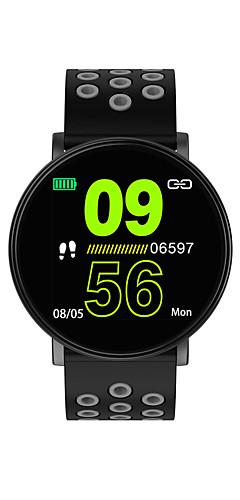 preiswerte -VO369C Männer Frauen Smartwatch Android iOS Bluetooth Wasserfest Touchscreen Herzschlagmonitor Blutdruck Messung Sport Schrittzähler Anruferinnerung AktivitätenTracker Schlaf-Tracker Sedentary