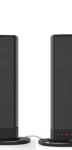 cheap -New BS-36 Bluetooth Speaker Creative Fashion Foldable Split TV Sound