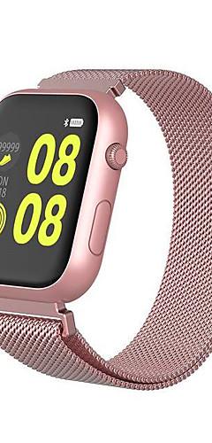 preiswerte -BoZhuo SX16 Männer Frauen Smartwatch Android iOS Bluetooth Wasserfest Touchscreen Herzschlagmonitor Sport Verbrannte Kalorien Schrittzähler Anruferinnerung Sedentary Erinnerung Wecker