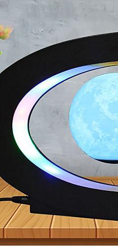 رخيصةأون -العائمة غلوب القمر العائم خرائط تصميم خاص تحدي الجاذبية مكتب مكتب اللعب للصبيان للفتيات قطع البلاستيك بالصف ABS ألعاب هدية