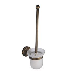 preiswerte Toilettenbürstenhalter-WC-Bürstenhalter Gute Qualität Antike Messing 1 Stück - Hotelbad