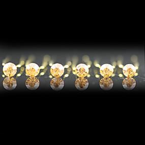 preiswerte One One Bridal®-Edelstein & Kristall / Krystall / Stoff Tiaras / Kopfbedeckung / Haarnadel mit Kristall 1 Hochzeit / Besondere Anlässe / Party / Abend Kopfschmuck / Aleación