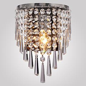 povoljno Sales-SL® Suvremena suvremena Metal zidna svjetiljka 110V / 110-120V / 220-240V 40 W / E12 / E14