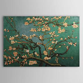 preiswerte Van Gogh Gemälde-Hang-Ölgemälde Handgemalte - Berühmte Traditionell Fügen Innenrahmen / Gestreckte Leinwand