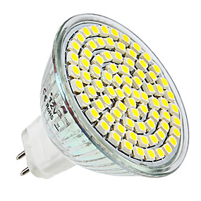 preiswerte 5% Rabatt-1pc 4 W LED Spot Lampen 350-400lm E14 GU10 E26 / E27 80 LED-Perlen SMD 2835 Warmes Weiß Kühles Weiß Natürliches Weiß 220-240 V