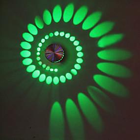 povoljno Lámpatestek-Modern/Comtemporary Za Metal zidna svjetiljka 90-240V 3W