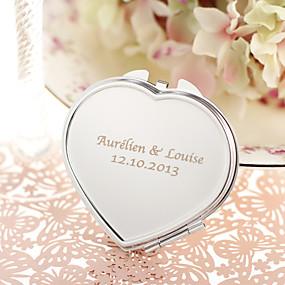 billige Praktiske gaver-Bryllup jubileum Forlovelsesfest Utdrikningslag Bursdagsfest Rustfritt Stål Compacts Klassisk Tema