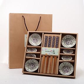 povoljno Praktični poklončići-Vjenčanje / godišnjica / Zaručnička zabava Pottery / Bambus Kuhinja Alati Azijski Tema / Cvjetni Tema
