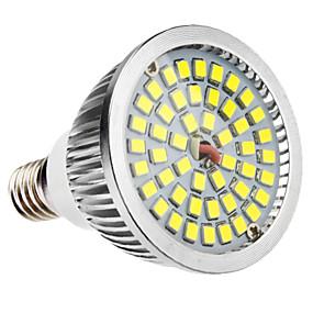 preiswerte 5% Rabatt-6 W LED Spot Lampen 500-300 lm E14 MR16 48 LED-Perlen SMD 2835 Natürliches Weiß 100-240 V