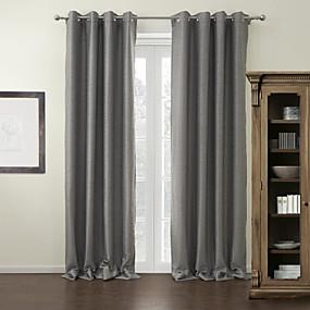 preiswerte Fensterdekoration-maßgeschneiderte Verdunkelungsvorhänge Verdunkelungsvorhänge für das Wohnzimmer