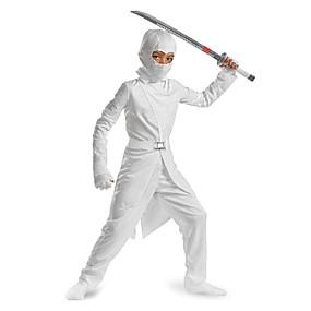 preiswerte Kostüme für Kinder-Cool Kid das weiße Kostüm Ninjia