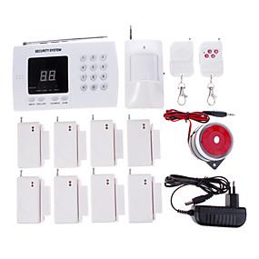 preiswerte Einbruchmeldeanlagen-433MHz 433MHz TELEFON Telefon Alarm Tonalarm Home Alarmanlagen