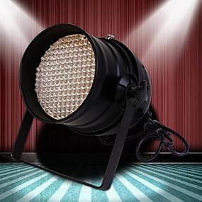 preiswerte Beleuchtung Rabatt Neuerscheinungen-Bühnenbeleuchtung 177 gebeizt pa Lichter par downlights Leistung Hochzeit ktv Blitzleuchten