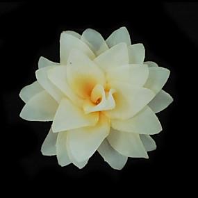 preiswerte One One Bridal®-Stoff Blumen mit 1 Hochzeit / Besondere Anlässe / Draussen Kopfschmuck