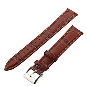 preiswerte Schmuck & Armbanduhren-Uhrenarmbänder Leder Uhren Zubehör 21.5*1.8*0.3 Gute Qualität