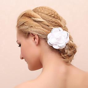 preiswerte One One Bridal®-Stoff Blumen Kopfschmuck Hochzeitsgesellschaft elegant klassisch femininen Stil