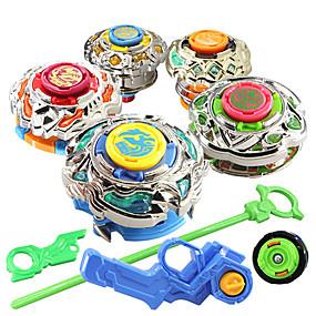 preiswerte Kreisel-Auldey Hurrikan Metallkampf Beyblade intelligente Umschaltung Eltern-Kind-Spielzeugkreisel
