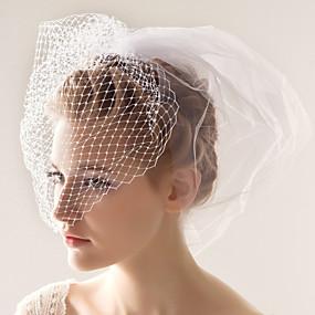 preiswerte One One Bridal®-Party / Party / Abend Party Zubehör Gesichts Schleier / Accessoire / Broschen und Pins Material Klassisch / Urlaub