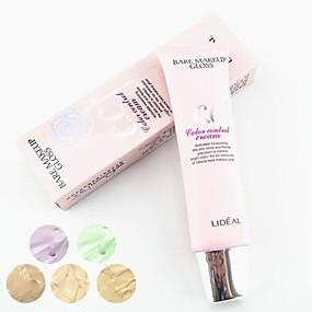 preiswerte LIDEAL-5 Farben Cream Nass / Schimmer Weiß machen / Feuchtigkeit / Concealer Gesicht Bilden Kosmetikum