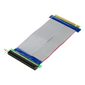 preiswerte Stecker & Anschlussklemmen-PCI-E 16x männlich weiblich zu 16x Verlängerungskabel (20cm)