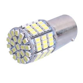 billige Signallys til bil-SO.K 1 Deler BA15s (1156) Elpærer 3 W Høypresterende LED 500 lm 85 LED Baklys For Universell