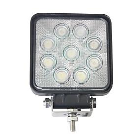 billige Spesialtilbud-Bil Elpærer 27W 9 Arbeidslampe Til