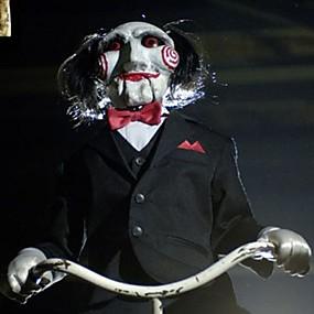 preiswerte Leisure-sam amok Halloween-Maske (3pcs)