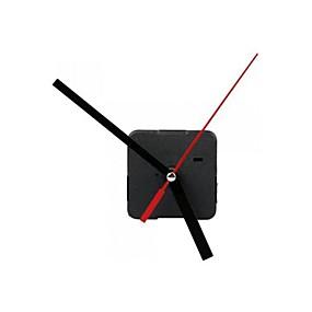 preiswerte Clock Parts-Moderne zeitgenössische Kunststoff Quadratisch Drinnen