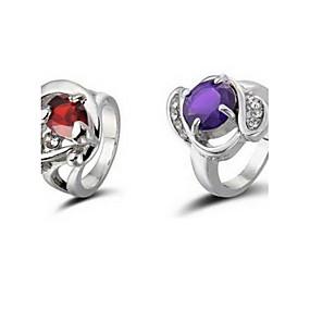 preiswerte One One Bridal®-Damen Multi-Stein - Kreisförmig Aleación Für