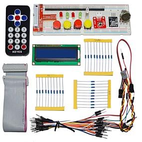 preiswerte Zubehör-keyes elektronische Teile Pack für Raspberry Pi (Fernbedienung schwarz)