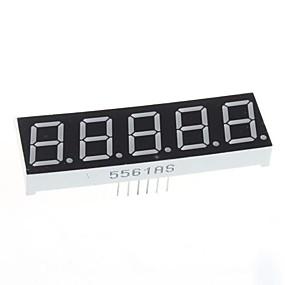 preiswerte Bildschirme-kompatibel (für Arduino) 5-stellige Display-Modul - 0.56in.