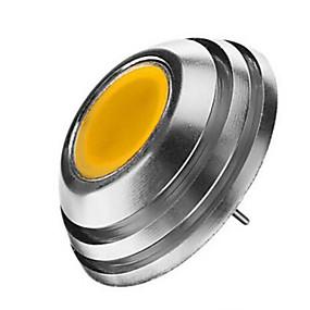 preiswerte Ausverkauf-2 W LED Spot Lampen 120-150 lm G4 1LED LED-Perlen COB Warmes Weiß Kühles Weiß 12 V / 1 Stück / RoHs / CCC